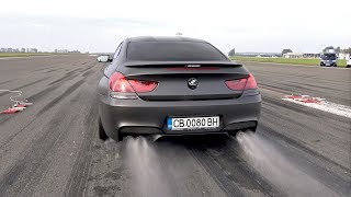 BMW M6 F13 RS800 PP Performance - Exhaust Sounds!