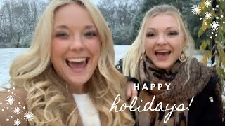 American Blonde - Happy Holidays!
