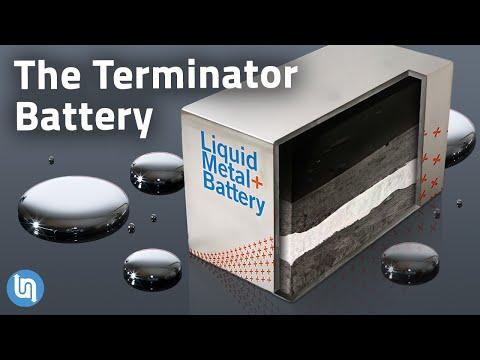 Energy Storage in Molten Metal?  Liquid Metal Battery Explained