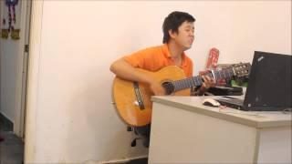 Cô bé dỗi hờn guitar - Mr Thành