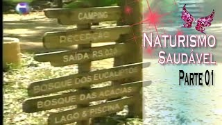 PARTE 01   Documentrio sobre o Clube Naturista Colina do Sol 2000 TVI Portugal