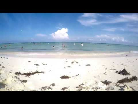 GRAND SUNSET PRINCESS RESORT BEACH TIMELAPSE (GOPRO)