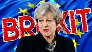 UK Terrorism, Brexit and Theresa May