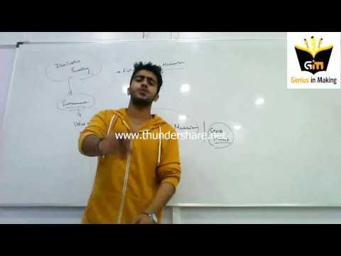 CS Executive Stock Exchange Mechanism Part 1 By Prof. Chirag Chotrani