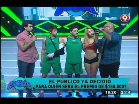 ¡Coronación de Flor Vigna como la gran campeona de la 4G! (31-08-2015)