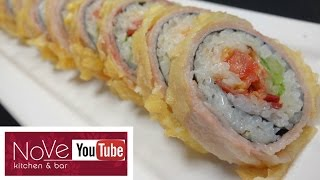 Ultimate BLT Roll - How To Make Sushi Series
