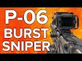 Black Ops 3 In Depth: P-06 Burst Sniper Rifle Review