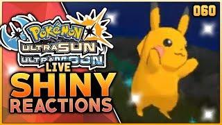 LIVE SHINY PIKACHU REACTION! Pokemon Ultra Sun & Ultra Moon Live Shiny Pokemon Reaction!