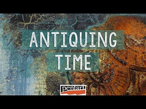 Antikolt idő // Antiquing Time