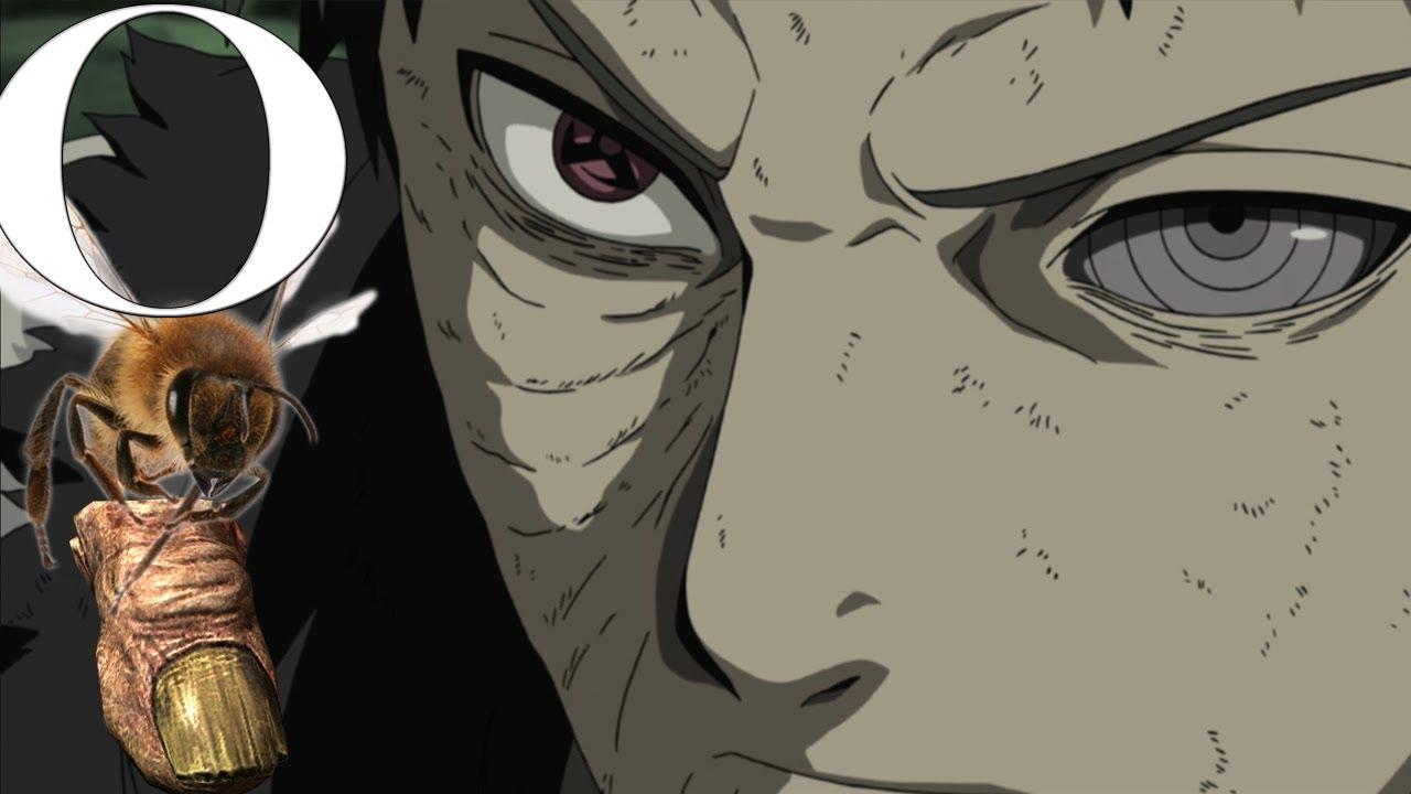 Obito Loses his Mask