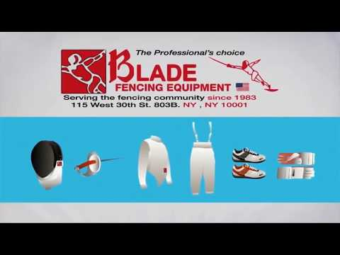 Fencing Equipment From Blade Fencing