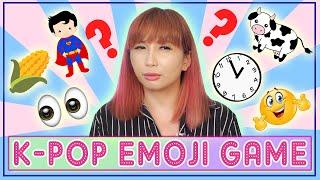 K-POP EMOJI GAME