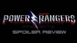 Power Rangers Spoiler Review
