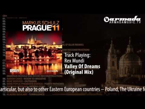 CD2 - 10 Rex Mundi - Valley Of Dreams (Original Mix)
