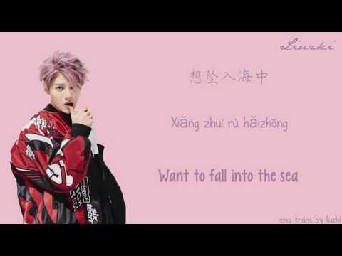 Luhan (鹿晗) - Catch Me When I Fall (某时某刻) (Chinese Pinyin Eng Lyrics)   by Liuzki