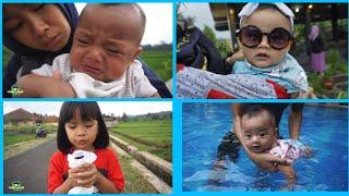 KUMPULAN VIDEO DEDE BAYI berenang, dede bayi nangis nangis,