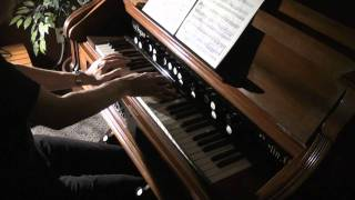 Come, Sweet Death...  -   Bach -- Berlin Reed Organ