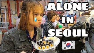 Alone in Seoul + Kdrama Location Hunting | Kristel Fulgar