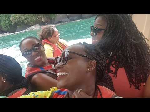 The Adventurous 5 in Sao Tome and Principe