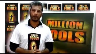 Million Fools Author Amit Karekar - Book Launch Video