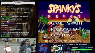 Avenging My Youth: Spanky's Quest (plus Magical Quest starring Mickey Mouse playthrough)