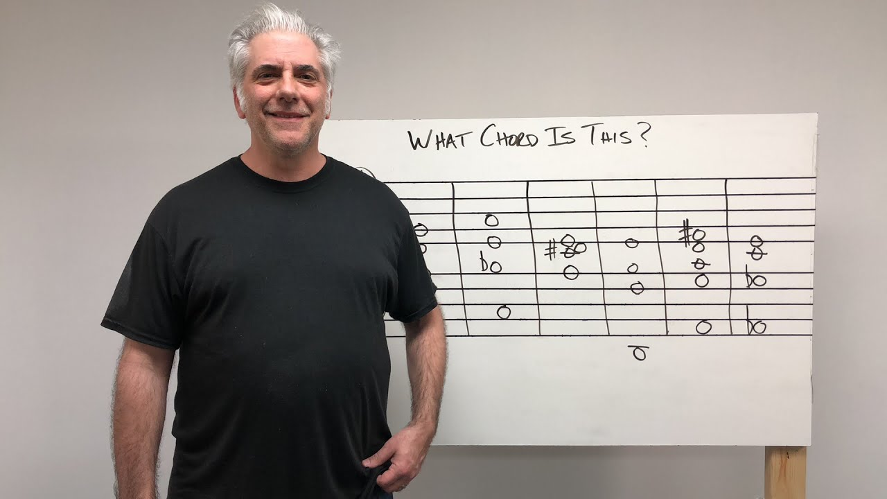 What Chord Is This   YouTube