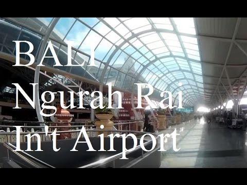 Departure From Ngurah Rai International Airport Bali
