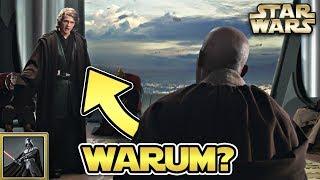Star Wars: Warum Anakin wirklich in den Jedi Rat aufgenommen wurde [Legends]