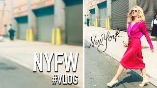 Vlog NYFW 2017