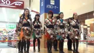 みちのく仙台ORI☆姫隊/ 桜の花が咲く頃 この動画は2012/1/14 イオン石巻...