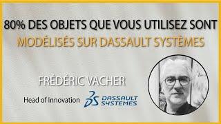 Tech Leaders Club – 80% des objets que vous utilisez sont modélisés sur Dassault Systèmes