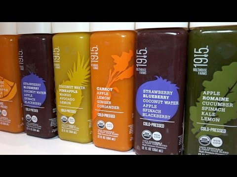 Expo West Video 2016: The Changing Face of Cold-Pressed Juice