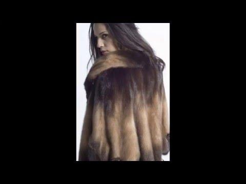 Норковые Шубы Женские 2017 - Мода Стиль / Mink coats for women