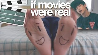 If Movies Were Real