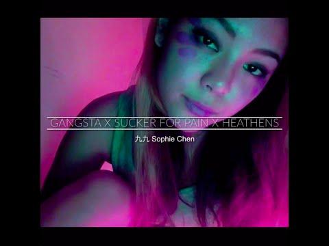 Gangsta x Sucker For Pain x Heathens cover by 九九 Sophie Chen