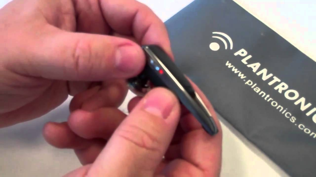 plantronics savor m1100 headset up close youtube rh youtube com Voyager Bluetooth Headset Plantronics Bluetooth User Guide