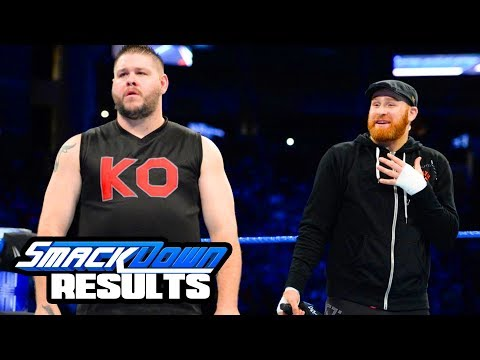 KO & Sami GONE FROM SMACKDOWN? WWE Smackdown Review 11/22/17 Going in Raw Pro Wrestling Podcast 324