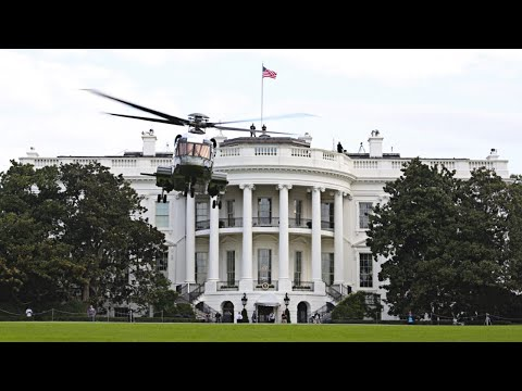 Insane Security Features of The White House