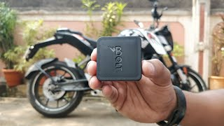 Motorcycle phone charger | Bolt charger for all bikes