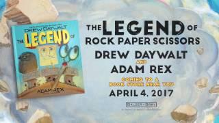 The Legend of Rock Paper Scissors by Drew Daywalt | Teaser