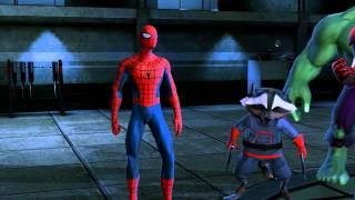 Marvel Heroes MMO - Villains Trailer