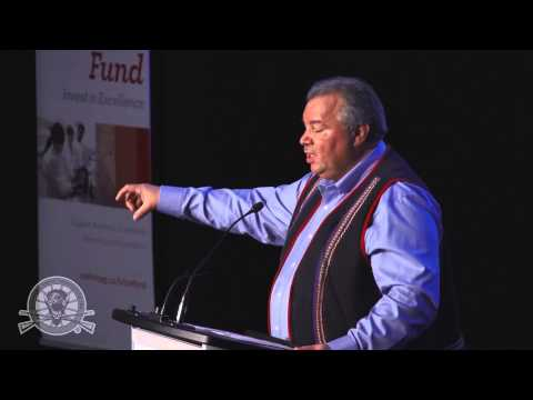 MMF President David Chartrand Keynote Speech @ Winnipeg Chamber Luncheon - Apr. 18, 2013