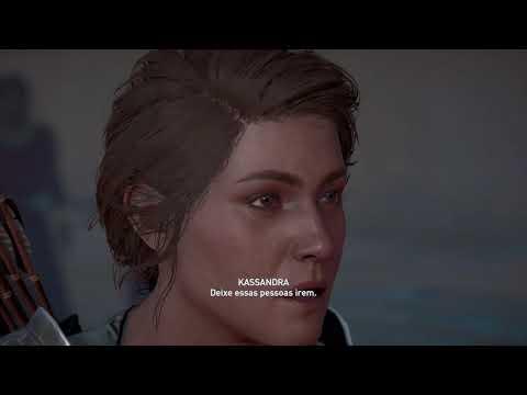 Testes em Humanos - Assassin's Creed Odyssey - The Fate of Atlantis |