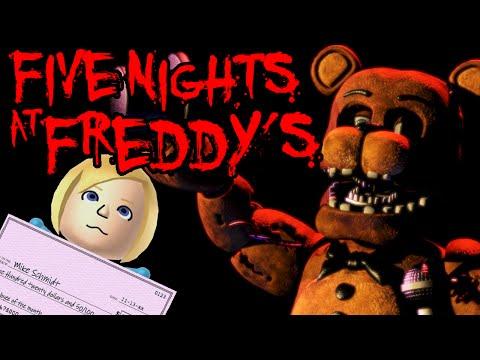Five Nights at Freddy's: Overtime! NIGHT 6 & Custom NIGHT 7 Secret ...