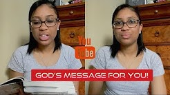 **God's important Message for YOU!**| Love like Christ  | Living life with Jesus