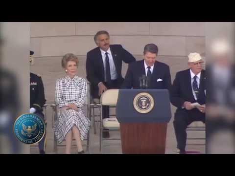 Reagan's Remarks at a Memorial Day Ceremony at Arlington National Cemetery, Virginia — 5/26/86