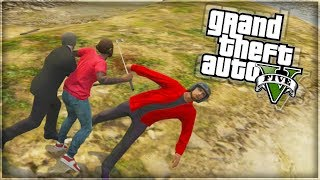 GTA 5 Funny Moments 'PIPE RAIDER!' (With The Sidemen)