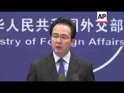 Ministry of foreign affairs on India-Pakistan tension, HKong protests and Yasukuni shrine