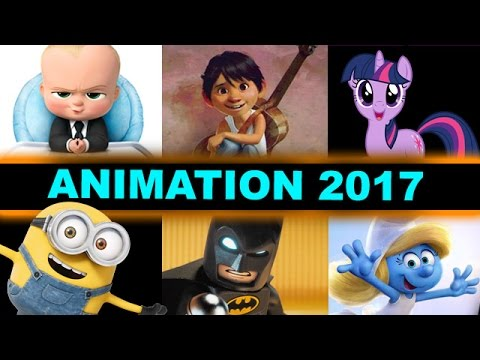 Thumbnail: Animated Movies 2017 - Coco, Despicable Me 3, The LEGO Batman Movie, The Boss Baby, Cars 3