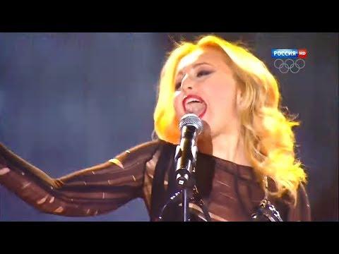 Анжелика Варум - Сумасшедшая - Песня года 2013